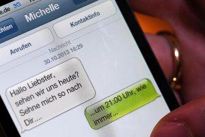 SMS mitlesen
