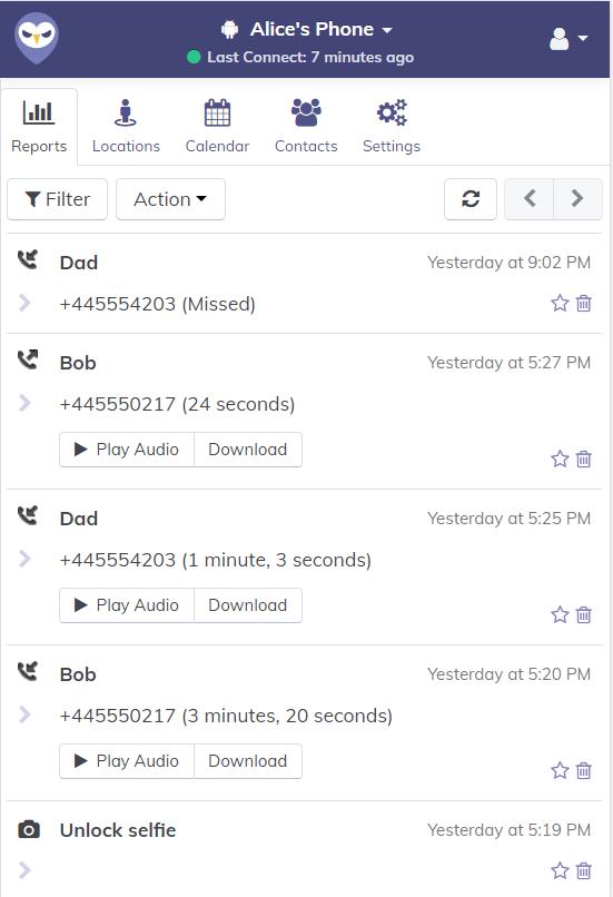 Handy ausspionieren ohne Zustimmung mit Hoverwatch